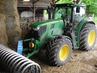 télémétrie tracteur