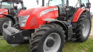 Nouveaux tracteurs 4 cylindres chez McCormick