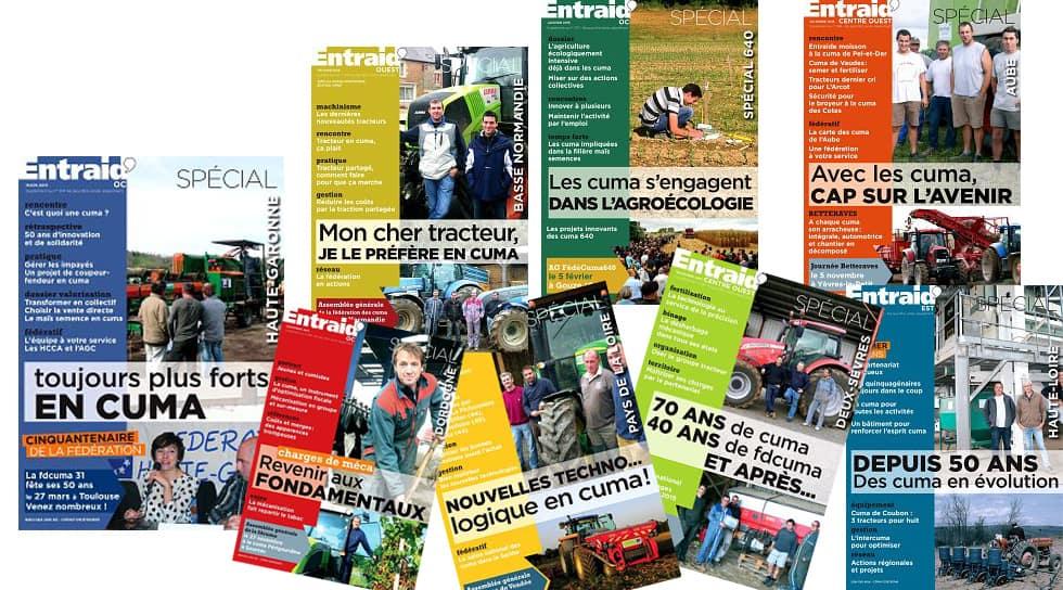 Editions spéciales départementales 2015