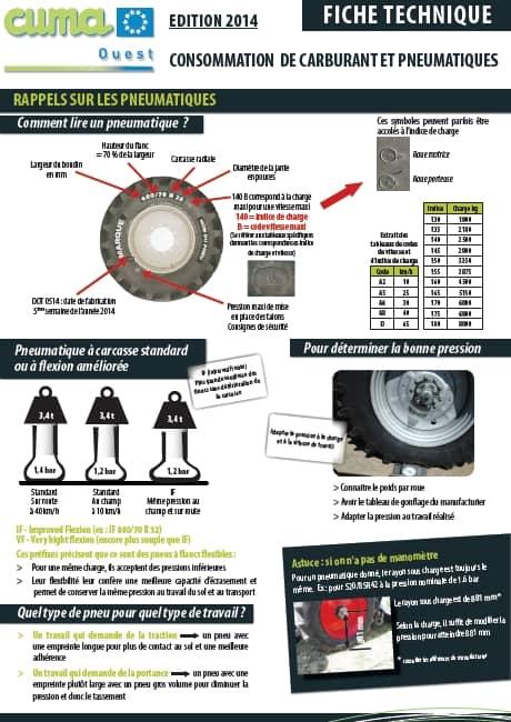 essai pneu agricole