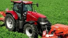 Tracteur Case Magnum Rowtrac.
