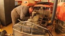 réparation de matériel
