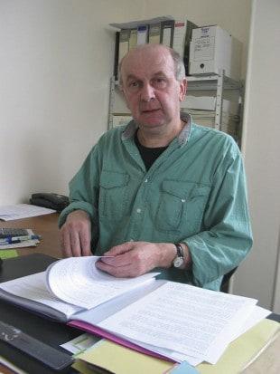 Daniel Lefour, animateur de la fdcuma de la Creuse