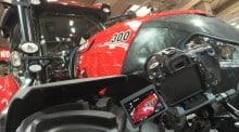 Le Case IH Optum est le nouveau tracteur, la nouvealle gamme du constructeur américain.