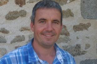 Mickaël Sergent, nutritionniste au Clasel, organisme de conseils et de services en élevage sur la Mayenne t la Sarthe.