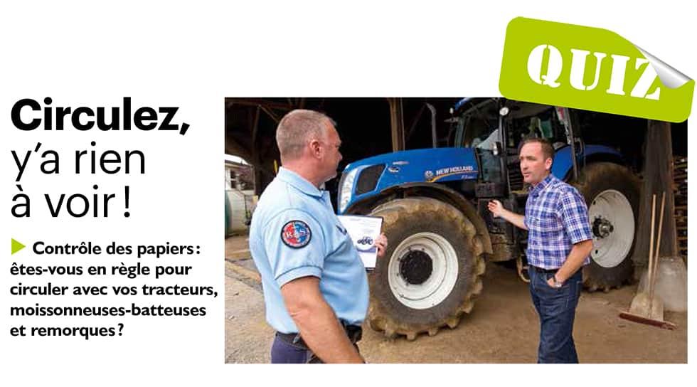 attelage remorque agricole
