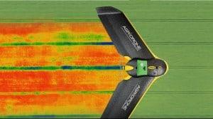 Le drone est une nouvelle technologie intéressante dans la mesure où l'on peu ensuite effectuer de la modulation intra-parcellaire de la dose d'azote