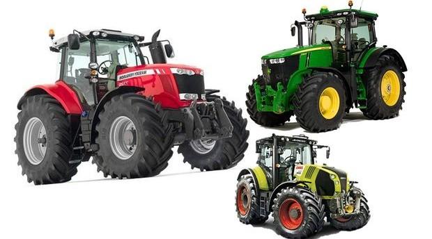 Retrouvez les parts de marché tracteurs exclusives 2015 sur Entraid'.