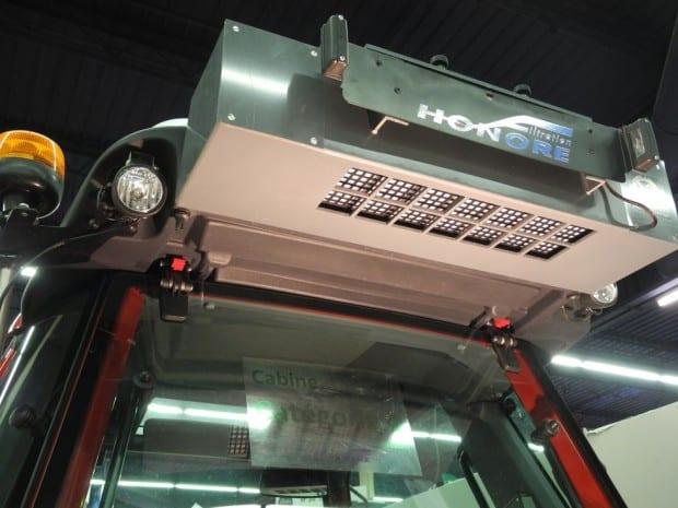 Filtration de cabine de tracteur Honoré