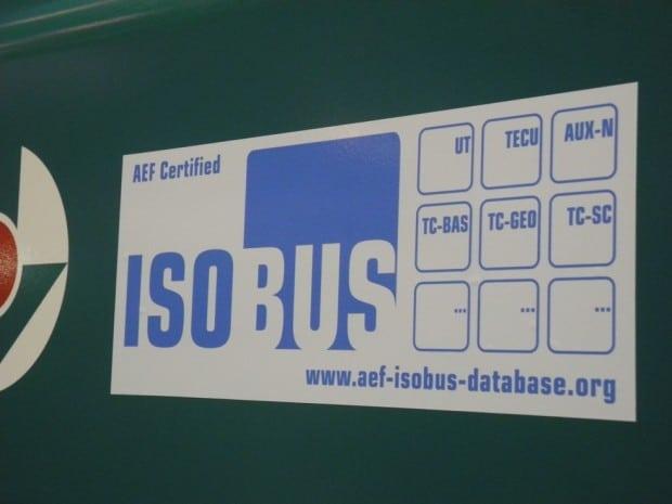 Isobus Base de données AEF