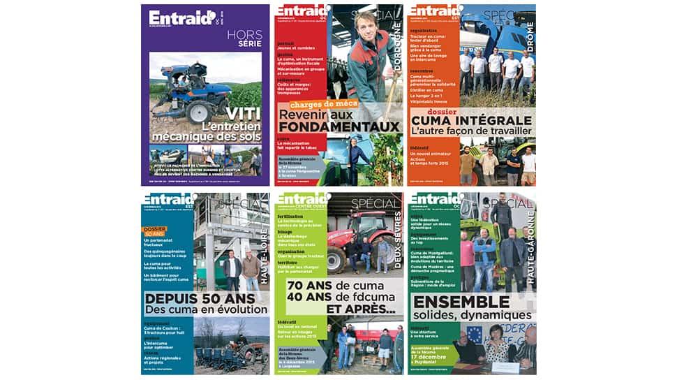 Editions spéciales - novembre 2015