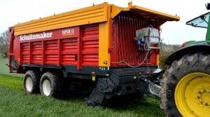 Le chantier de récolte à l'autochargeuse est toujours plus économique.
