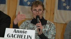 DiNA cuma, Annie Gachelin, Frcuma Basse Normandie