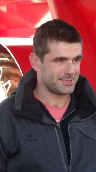 Guillaume Lesbros, président de la fdcuma 05