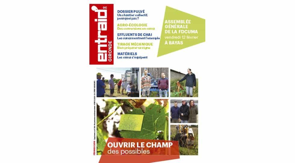 Entraid Oc spécial Gironde février 2016