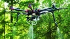 agram, drone, pulverisation