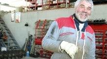 Maurice Benetollo mécanicien cuma Evahonnienne