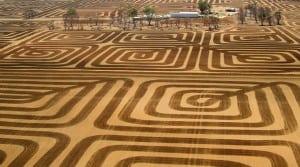travail du sol - erosion - australie