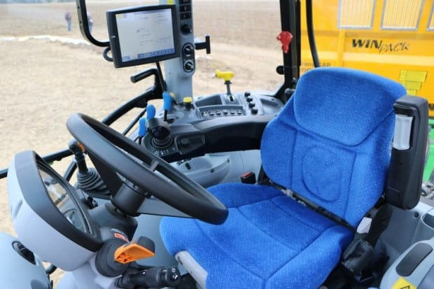 Cabine Vision View T5 new holland 2016