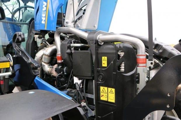 T5.100 Tracteur T5.110 et T5.120 New Holland