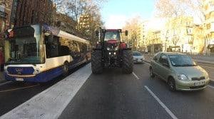 tracteur case ih optum cvx 300 chevaux dans toulouse pour un essai