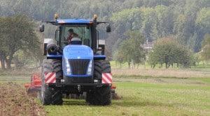 ecofuel tracteur et puissance