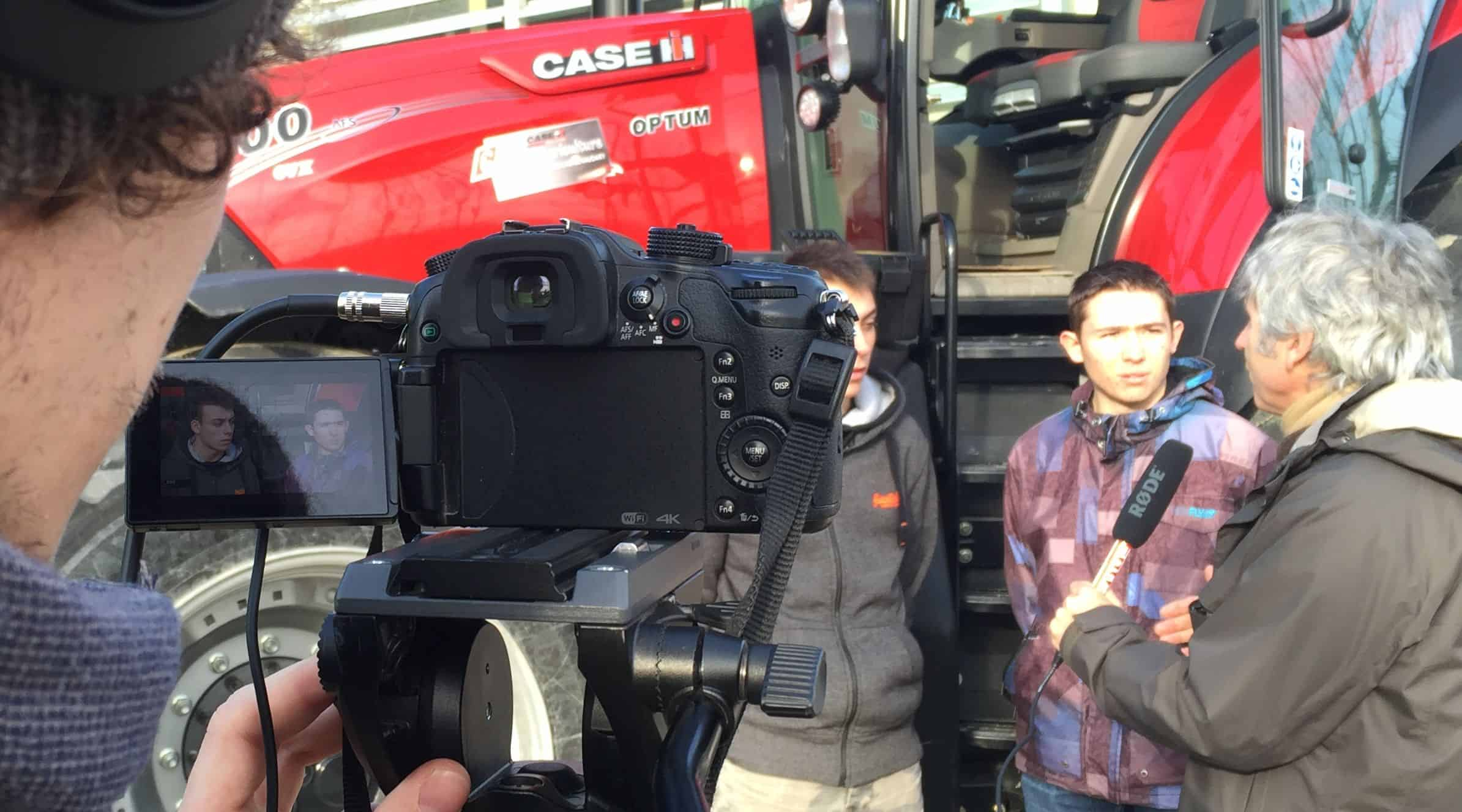 offre emploi journaliste agri presse pro