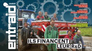 Recherche et développement R&D dossier tracteur juin 2016 Entraid
