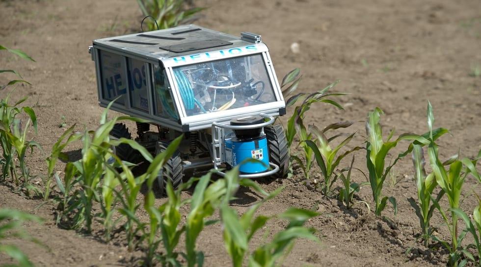 robot des champs