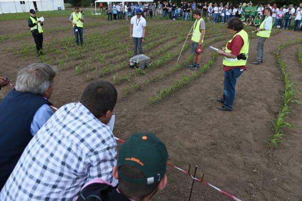 field robot event