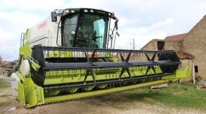 moisson dimensionnement optimisation chantier Yonne Bourgogne