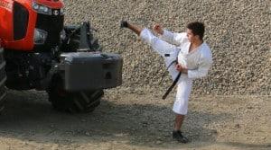 essai kubota karate