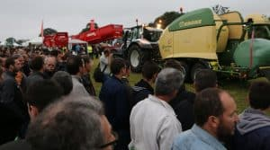 cuma Meca Elevage salon agricole machinisme agricole demonstration