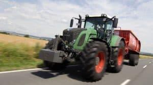 tracteur 65 km/h