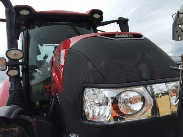 Tracteur MAxxum Case IH antipollution