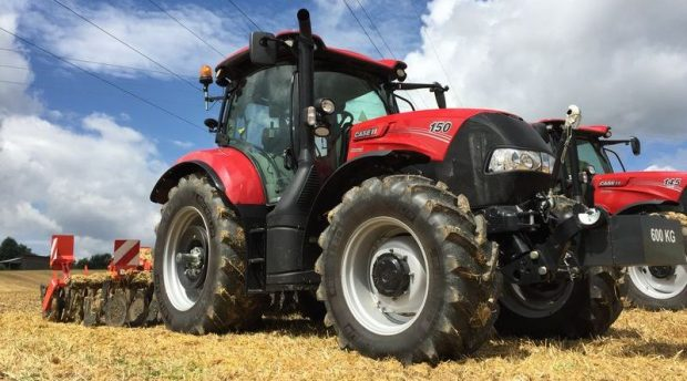 Case IH MAxxum design