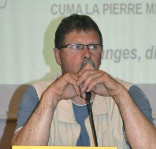 Pierre-Yves Brohan est le responsable du groupe « tracteurs » à la cuma « la Laissez-dire ». Les 3 tracteurs assurent 2.100 heures de travail, conduits par les 13 adhérents.