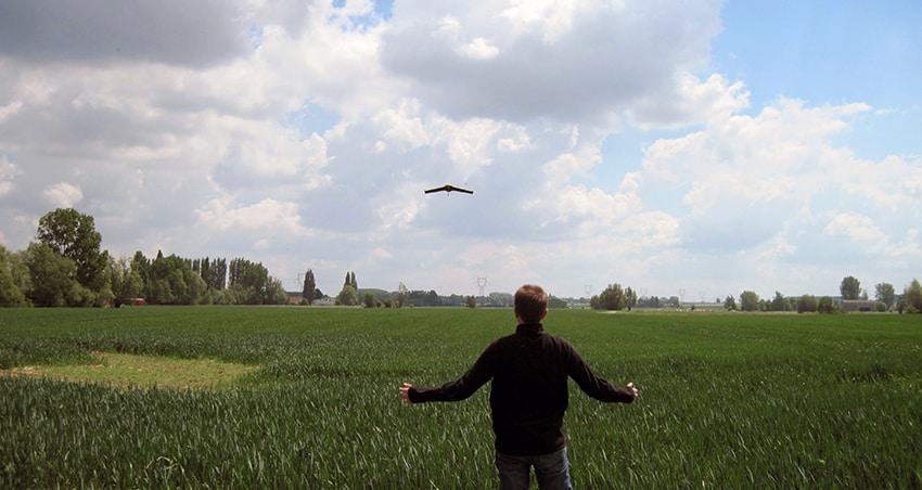 drone agricole fertilisation service adherent