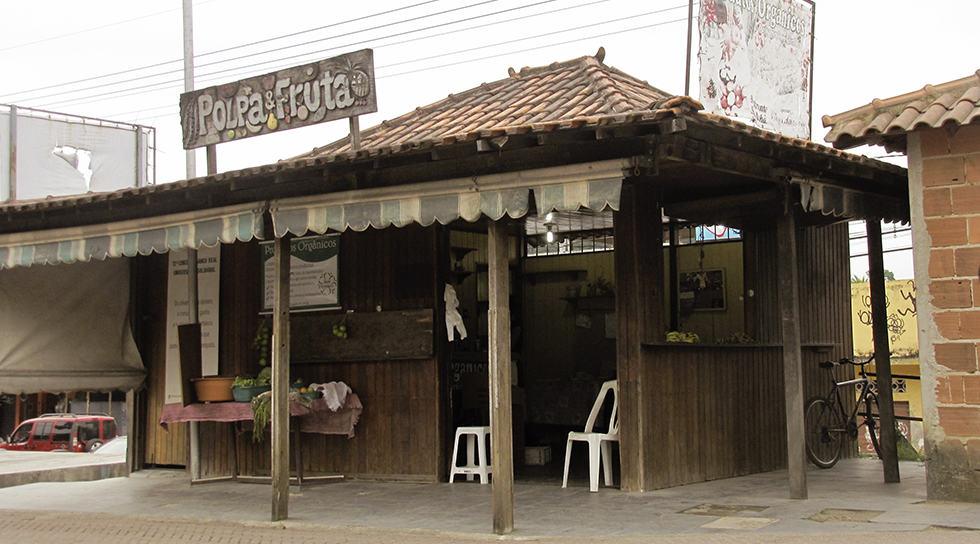Kiosque Bresil