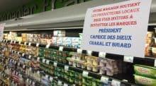boycott, Lactalis, prix du lait, manisfestation, déférencement