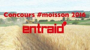 Concours #moisson 2016