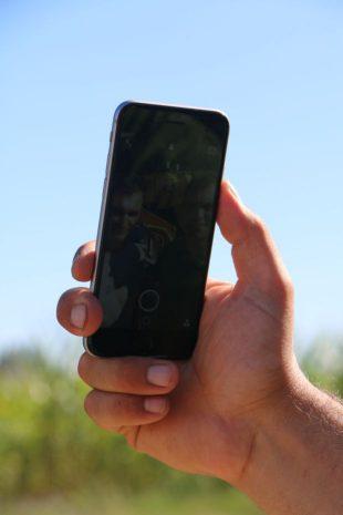 tablettes smartphone ordinateur reseaux sociaux facebook agriculture consommation