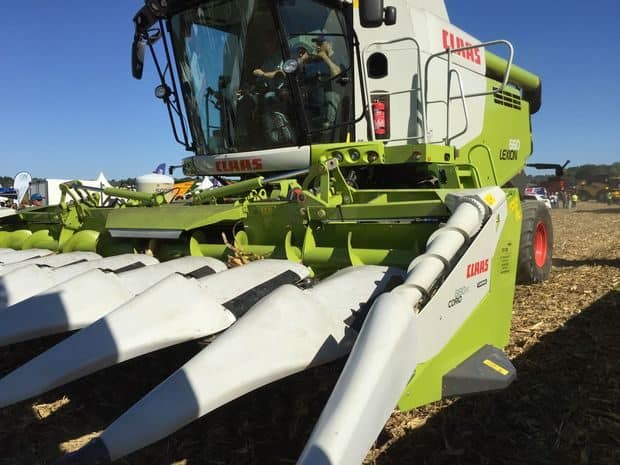 claas conspeed