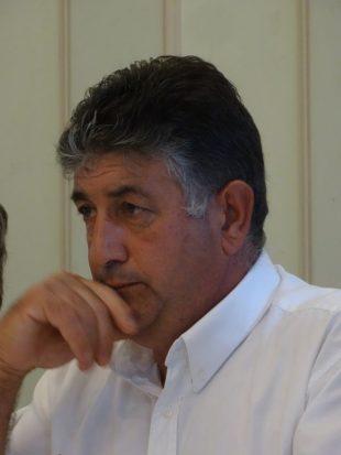 Eric Lafon president fdcuma Cantal