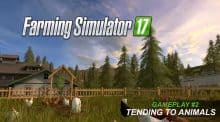 Farming Simulator 17 sortira le 25 Octobre sur PlayStation 4, Xbox One et PC.