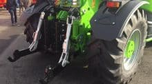 Multifarmer le tracteur merlo telescopique