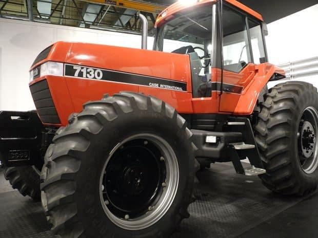D un tracteur l autre l histoire de case ih entraid - Histoire du tracteur ...