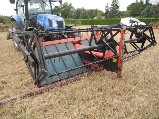 La machine d'Equip'Agri.