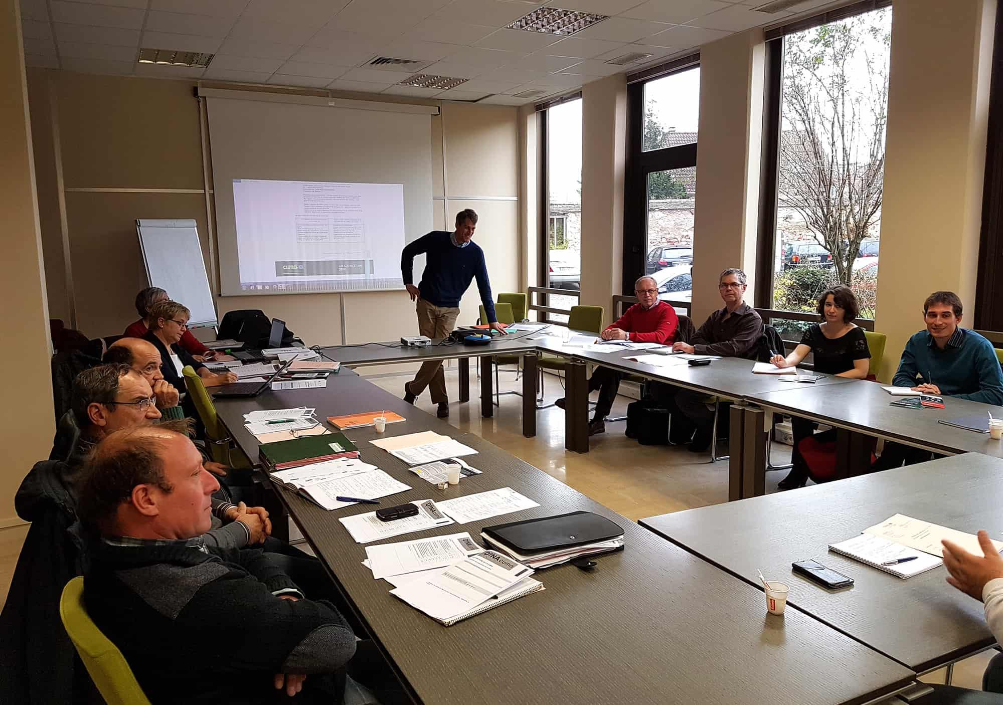 conseil administration_Frcuma IIe de France