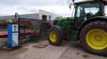 pompe GNR tracteur
